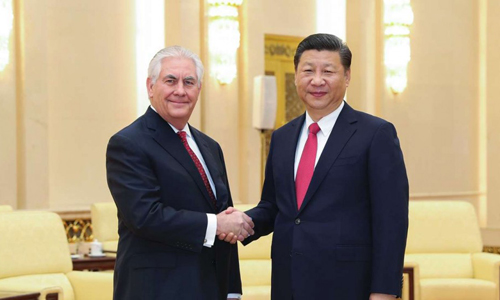 Bài 3: Dần định hình chính sách trong quan hệ Mỹ - Trung?